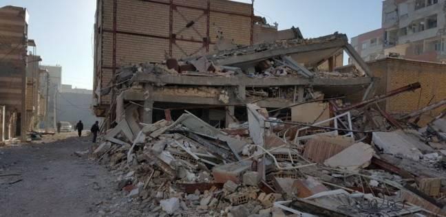 تفسير حلم رؤية الزلزال أو الزلازل فى المنام لابن سيرين