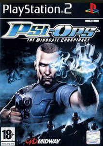 Psi-Ops – The Mindgate Conspiracy | Ps2