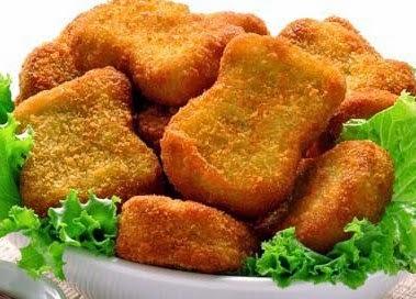 resep nugget sayur