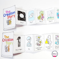 Creation Mini Book