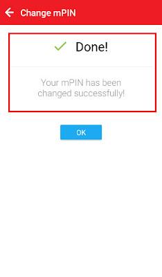 forgot airtel payment bank mpin
