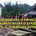 MTs Al Ikhlas Aek Botik Diterjang Banjir Bandang