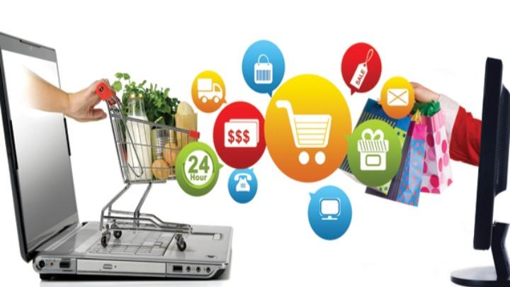 Teknologi Perkantoran Transaksi Online