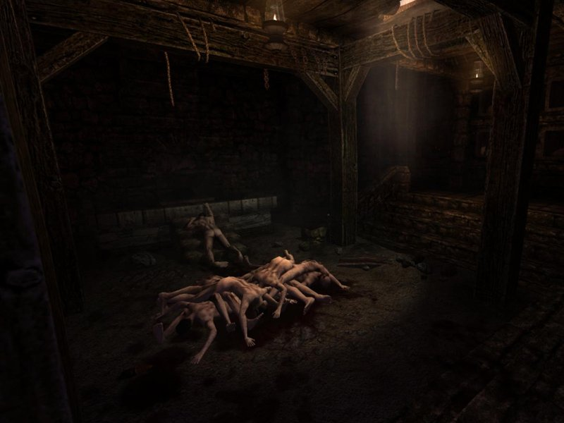 Hansen's Horror Hub: Adventures in Horror Gaming: Amnesia the Dark Descent
