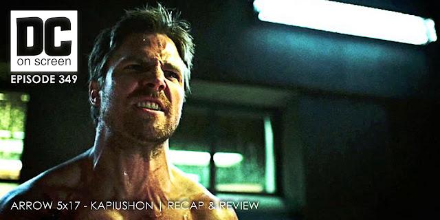 Oliver gets tortured for his secret
