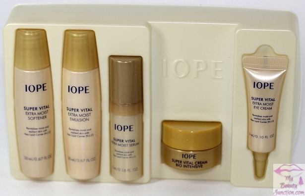 IOPE Super Vital Cream VIP Special Gift Set