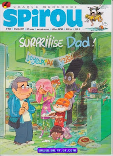 Dad! surprise