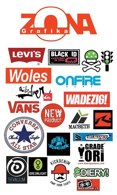 Download Logo Brand Distro File PSD | Photoshop