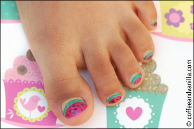 Pretty Hairstyles78: Little Girls Manicures and Nail Art