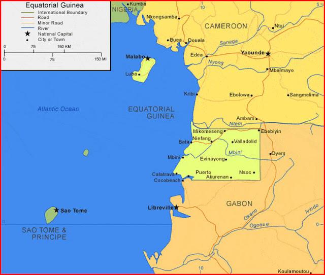 image: Map of Equatorial Guinea