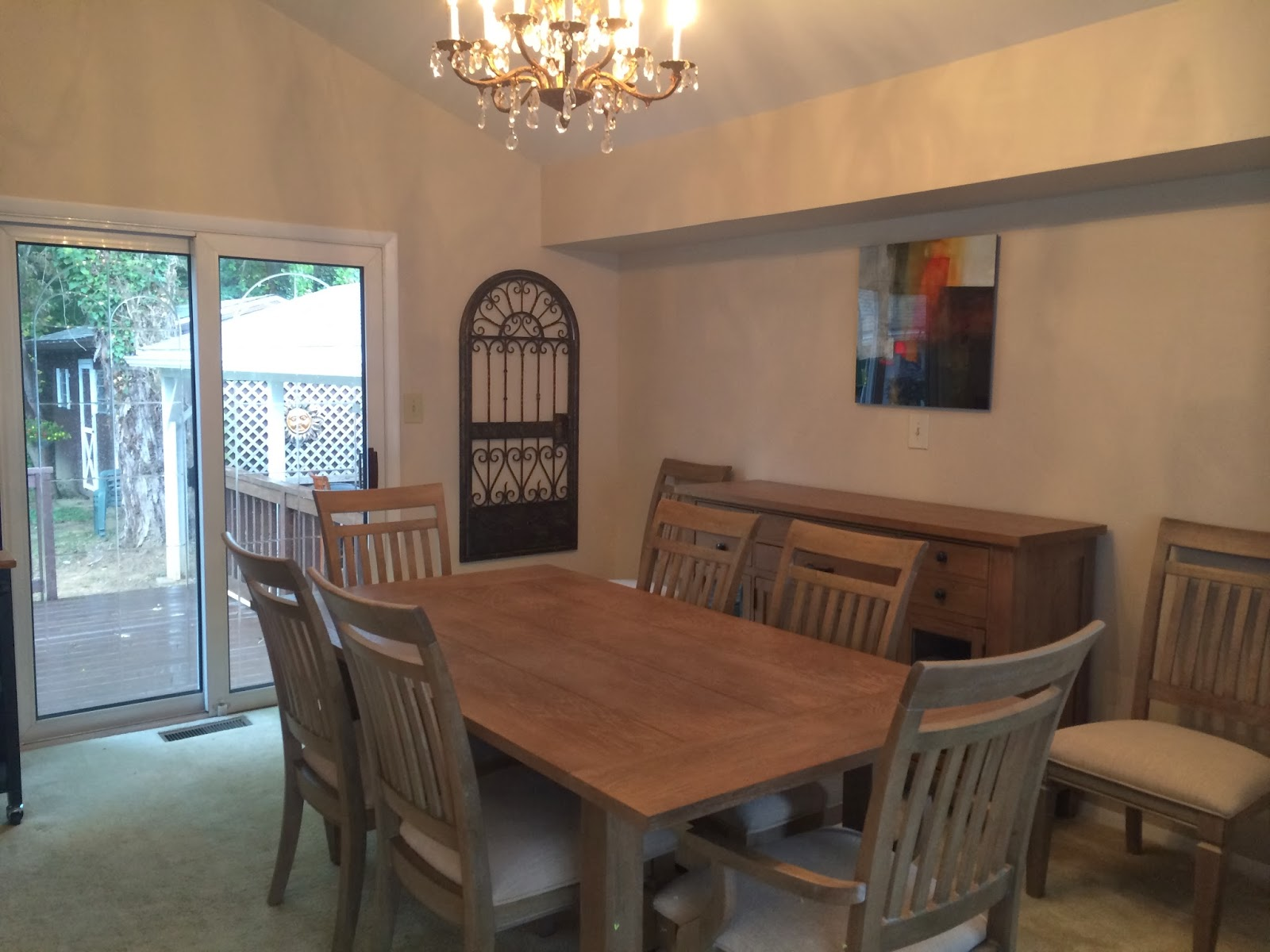 Weathered Dining Room Sets