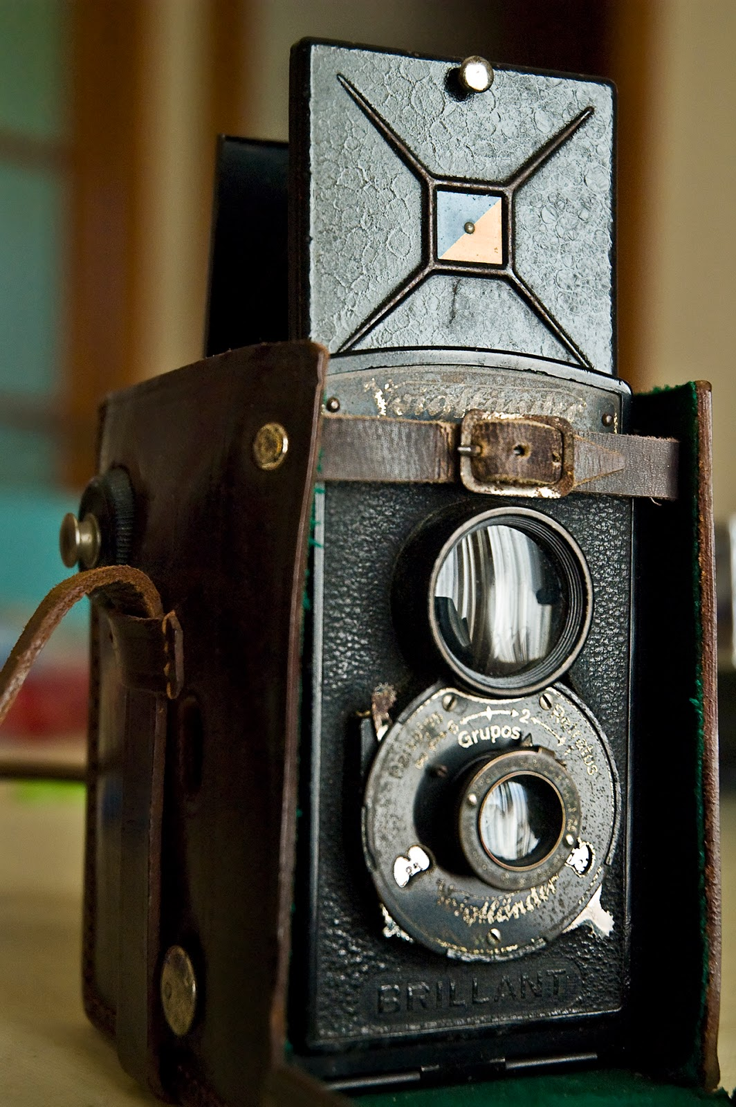 Voigtlander Brillant: My Vintage Camera