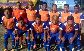 Share FC kalimpong in Mungpoo Gold Cup