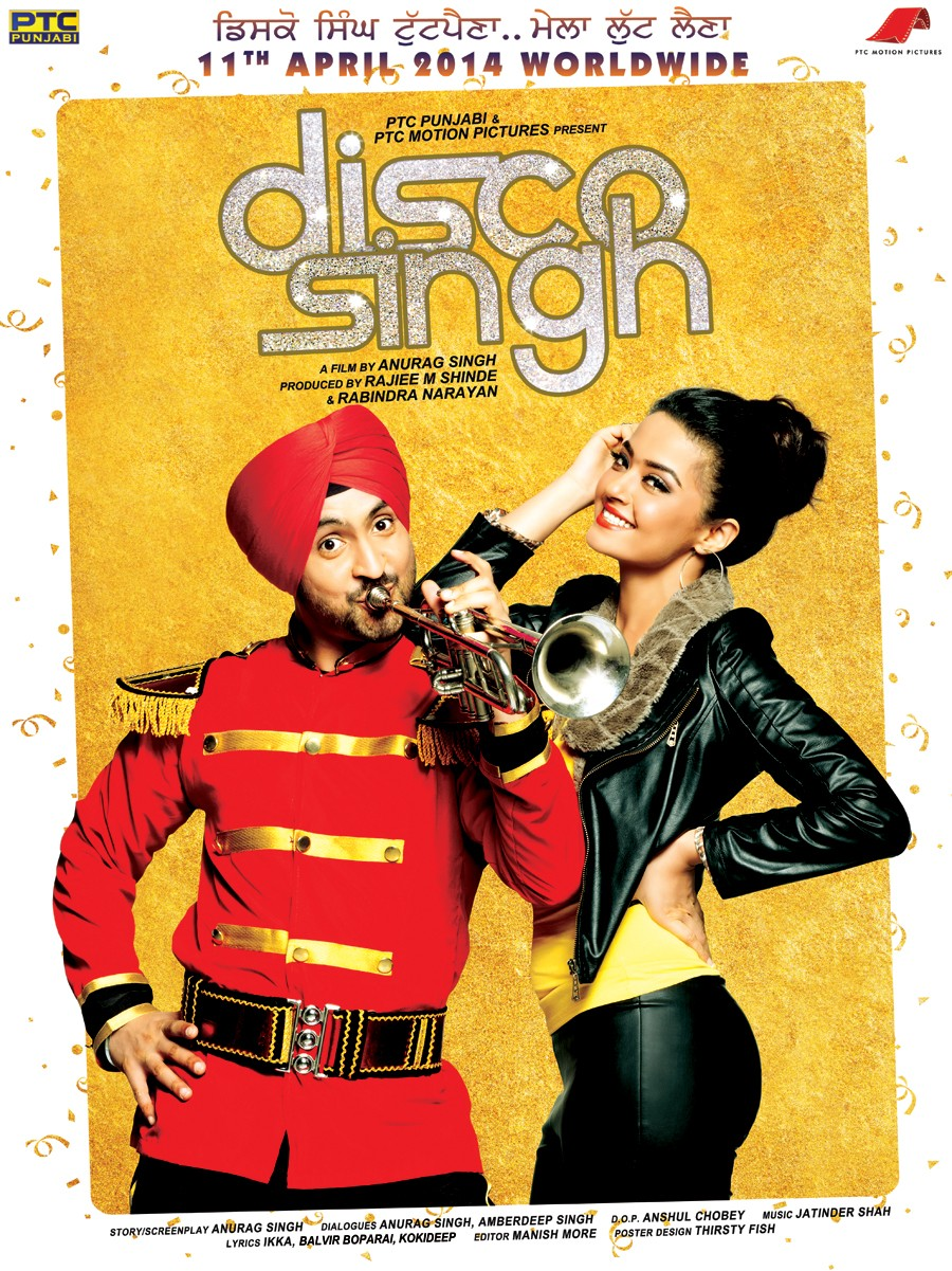 Nonton Film Disco Singh (2014)