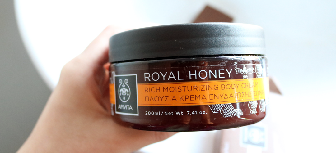 Apivita Royal Honey Rich Moisturising Body Cream