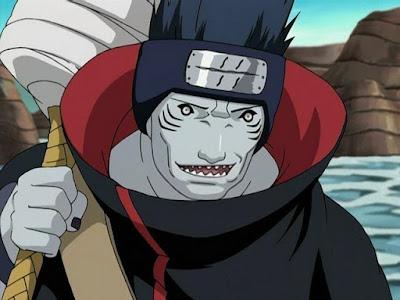 Daftar Nama Anggota Akatsuki dalam Anime Naruto