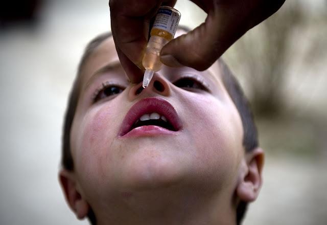 Anti-polio drive kickstarts in Sindh, KP, FATA