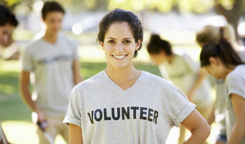 cewek manis dak seksi jadi sukarelawan