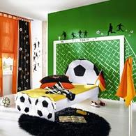 Cuarto temático fútbol