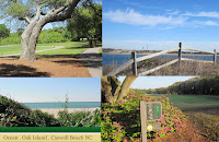 Oak Island NC pictures ocean, golf, Intracoastal Waterway