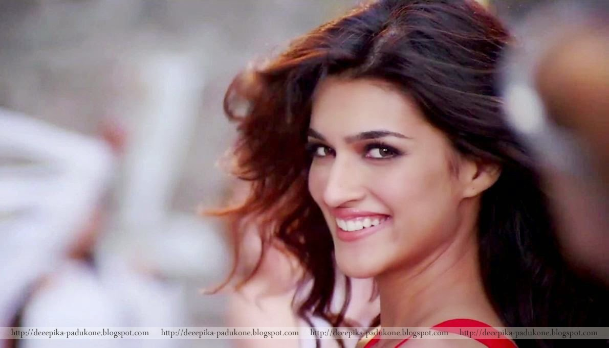 Kriti Sanon Hd Images And Wallpapers And Unknown Facts: Deepika Padukone: Kriti Sanon Beautiful Pictures
