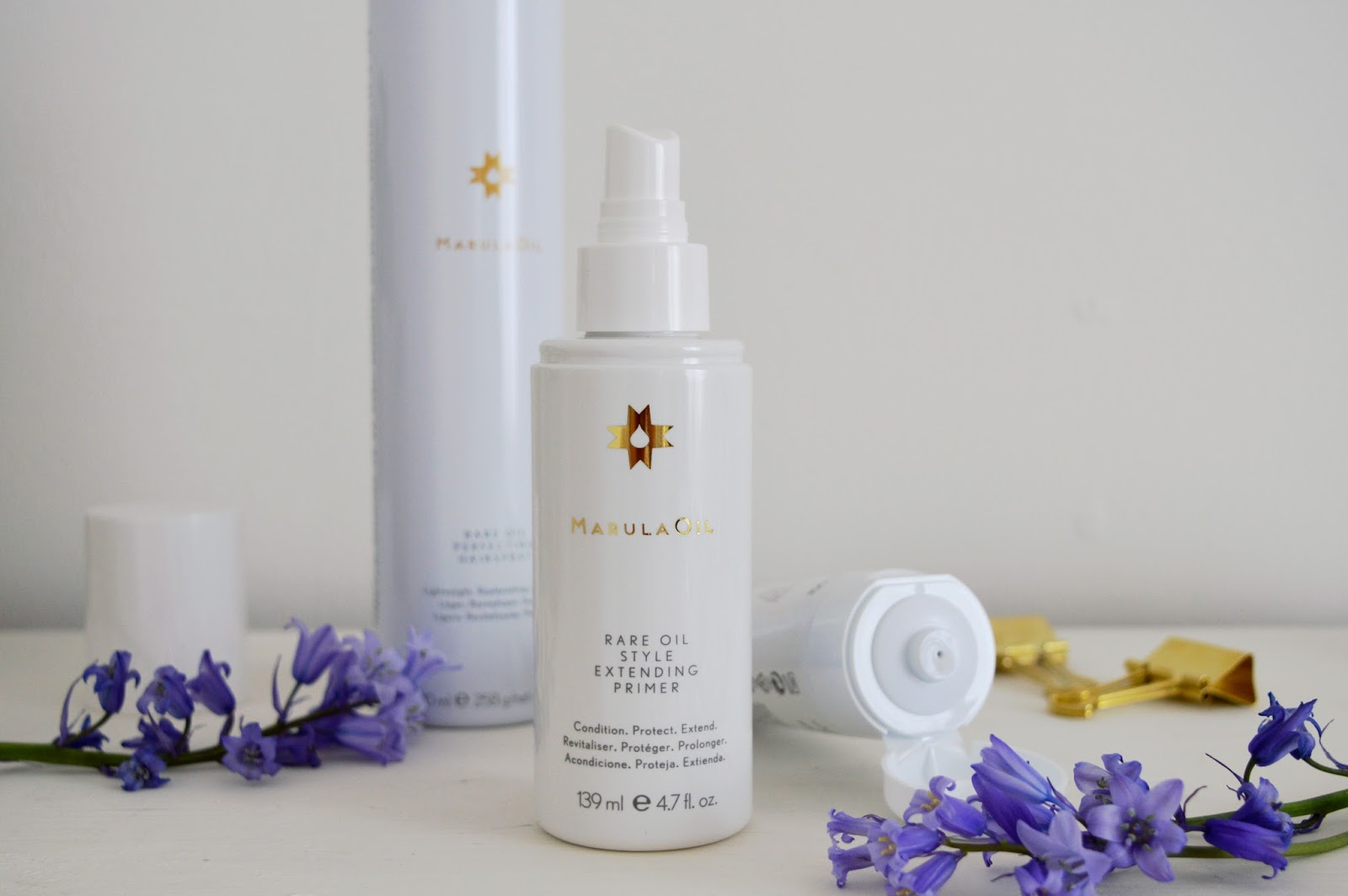 Marula oil haircare, marula oil hair care review, Paul Mitchell Marula Oil, beauty bloggers, UK beauty blog, lifestyle bloggers