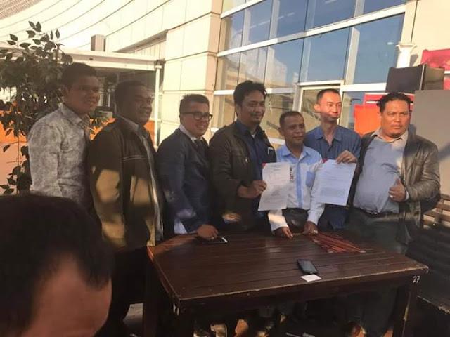 Tim Pembela Muannas (Tim Panas) Ajukan Pencekalan Jonru Ginting Ke Polisi