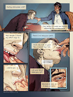 Hannibal NBC fan comic