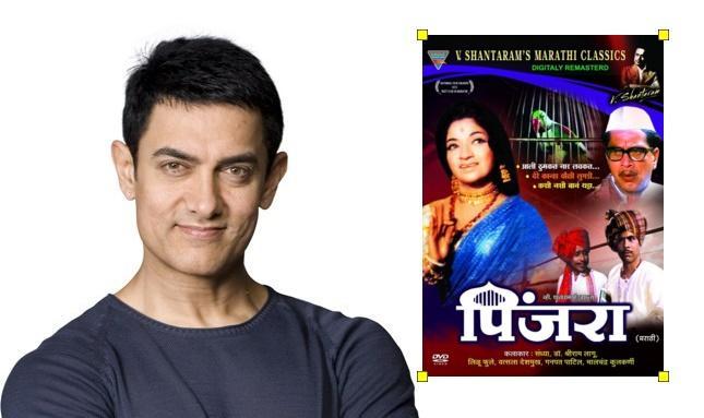 Aamir Khan to watch 'Pinjra' in theater