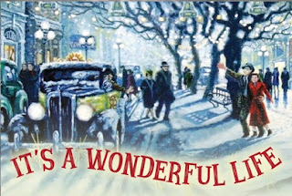 Orlagh Cassidy It's A Wonderful Life The Irish Repertory Theatre