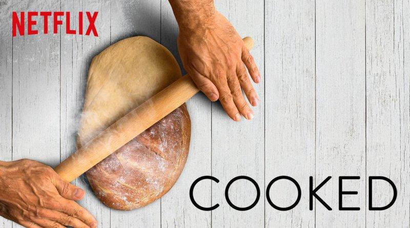 Cooked está basada en el libro de Michael Pollan
