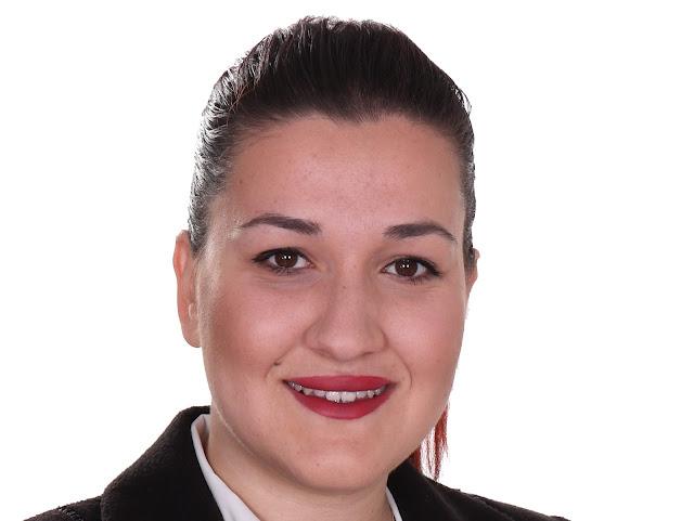 Με την Προοδευτική Συμμαχία Ερμιονίδας υποψήφια η  Κατερίνα Παριανού