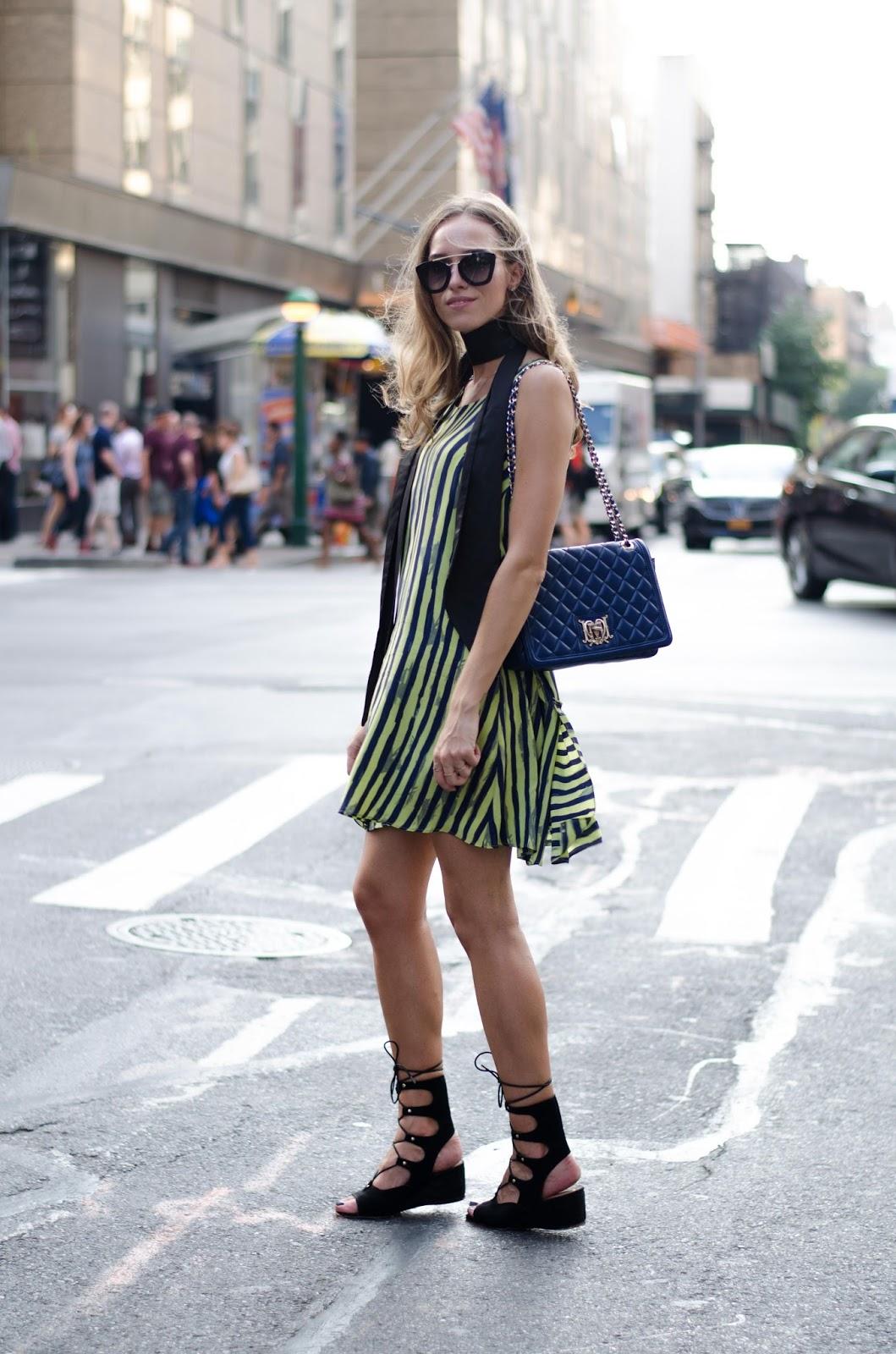 nyfw street style ss 17