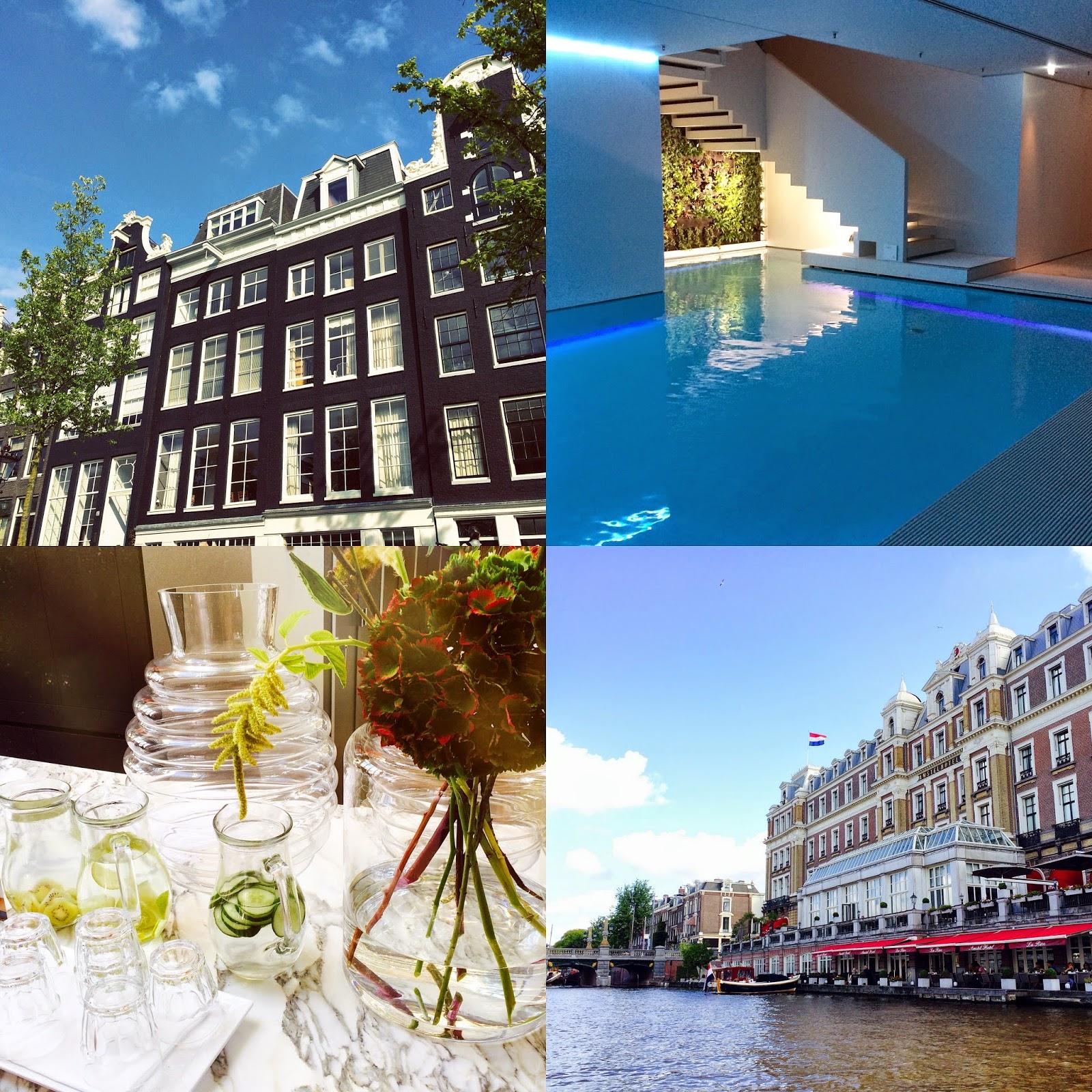 Amsterdam Hotspot Guide hotels