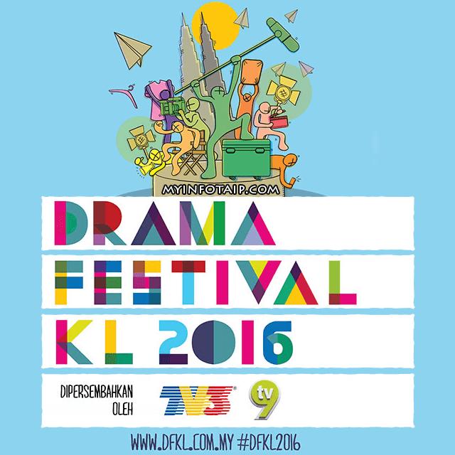 Anugerah Drama Festival Kuala Lumpur 2016