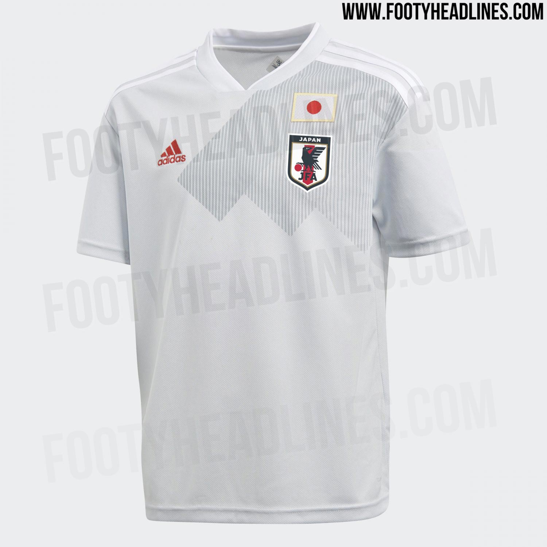 15302b482 Japan 2018 World Cup Away Kit Leaked