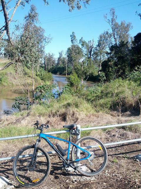 The Brisbane Valley Rail Trail - BVRT
