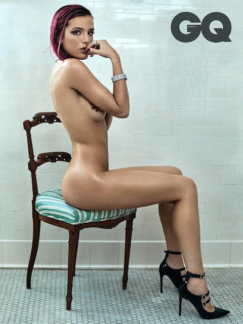 Американська модель і акторка Белла Торн у мексиканському журналі GO