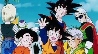 Dragon Ball Z Dublado – Episodio 208