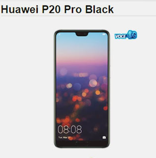 huawei p20 pro pret in rate la abonament