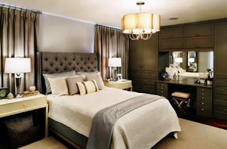 Small Master Bedroom Design Ideas