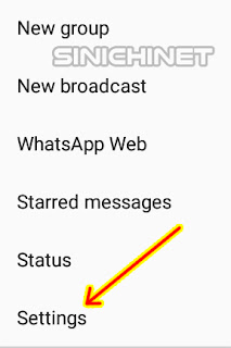whatsapp, app, android, aplikasi, fitur whatsapp, read receipt, tips, tutorial, menghilangkan tanda centang biru whatsapp
