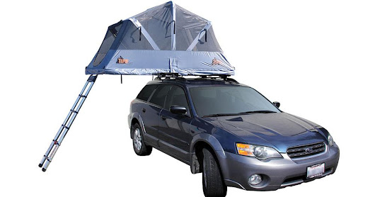 Doubling Up With a Rooftop Tent