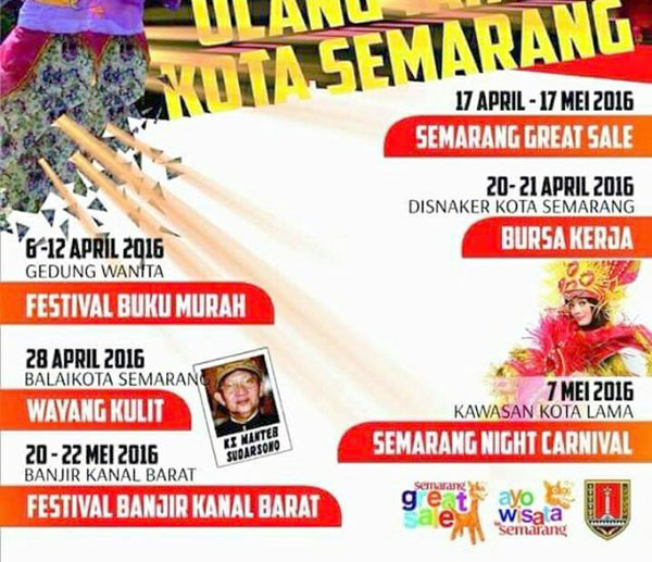 Agenda HUT Kota Semarang 469
