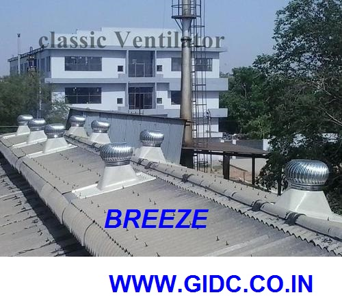 AIR VENTILATOR BREEZE VADODARA GUJARAT INDIA