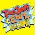 ToeJam & Earl: Back in the Groove - Les personnages s'écrase sur la planète Terre aujourd'hui
