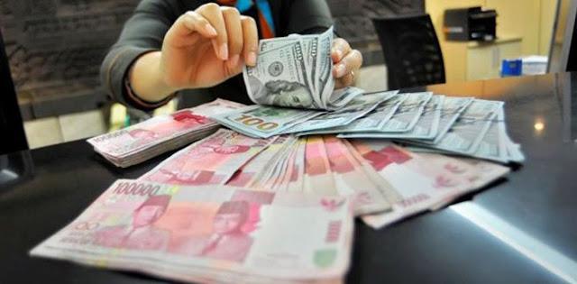 Rupiah Gawat, Pemerintah dan Swasta Tak Bisa Bayar Utang