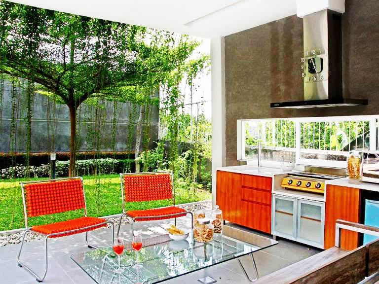Desain Ruang Makan Outdoor Minimalis Wajib Baca