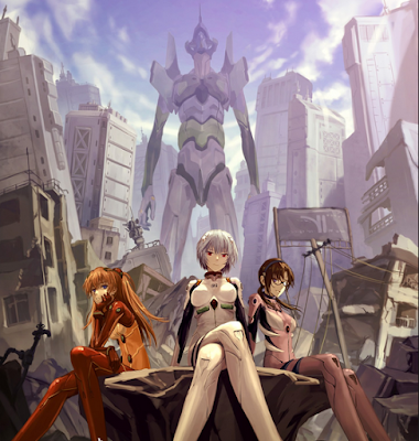 DOWNLOAD Evangelion: 3.0 You Can (Not) Redo Subtitle Indonesia HD