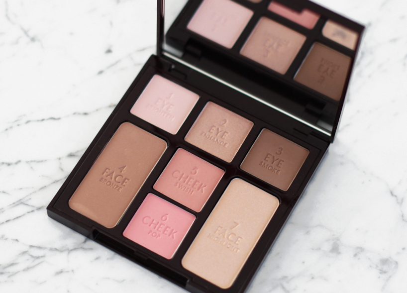 Charlotte Tilbury Instant Look In A Palette review blog